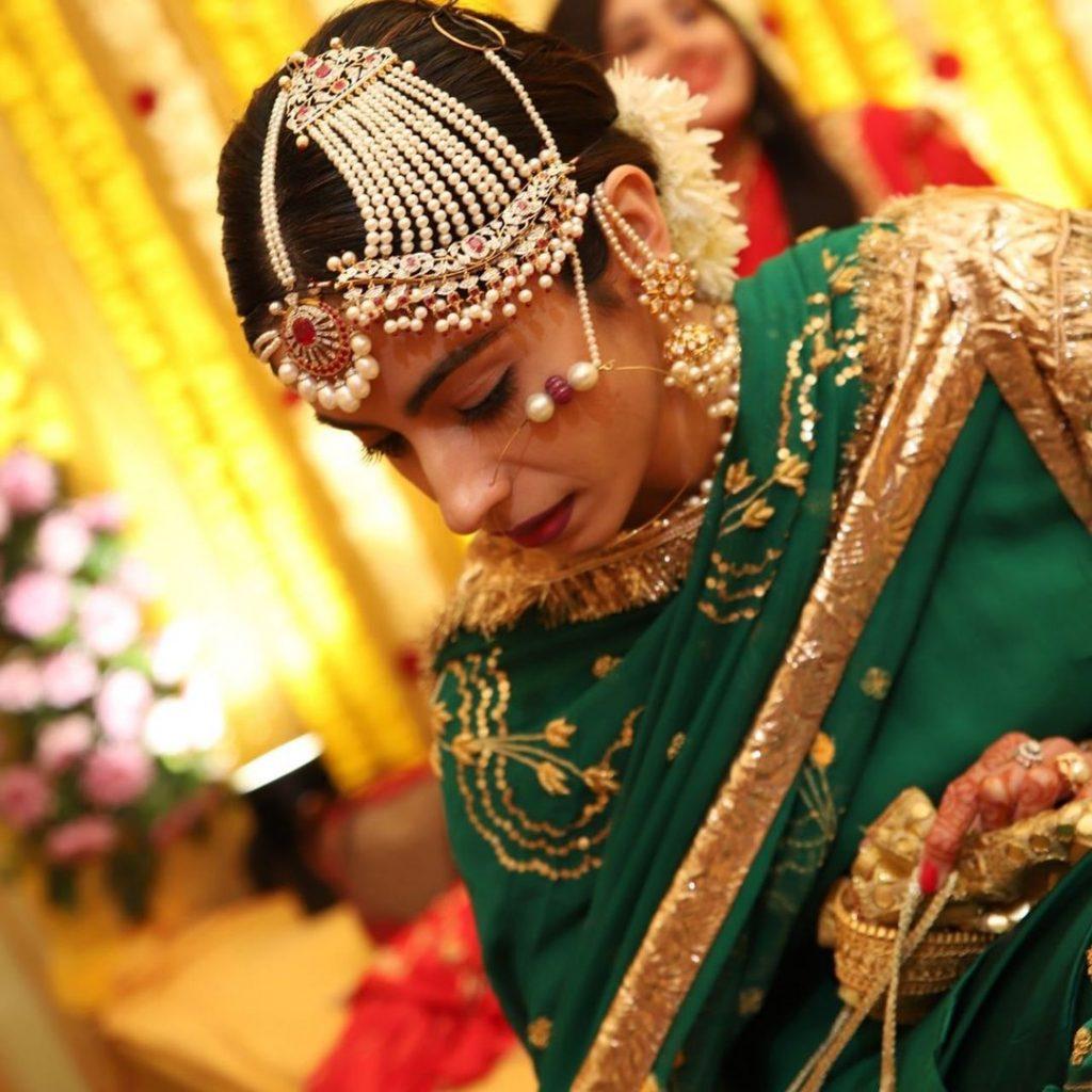 muslim bridal passa