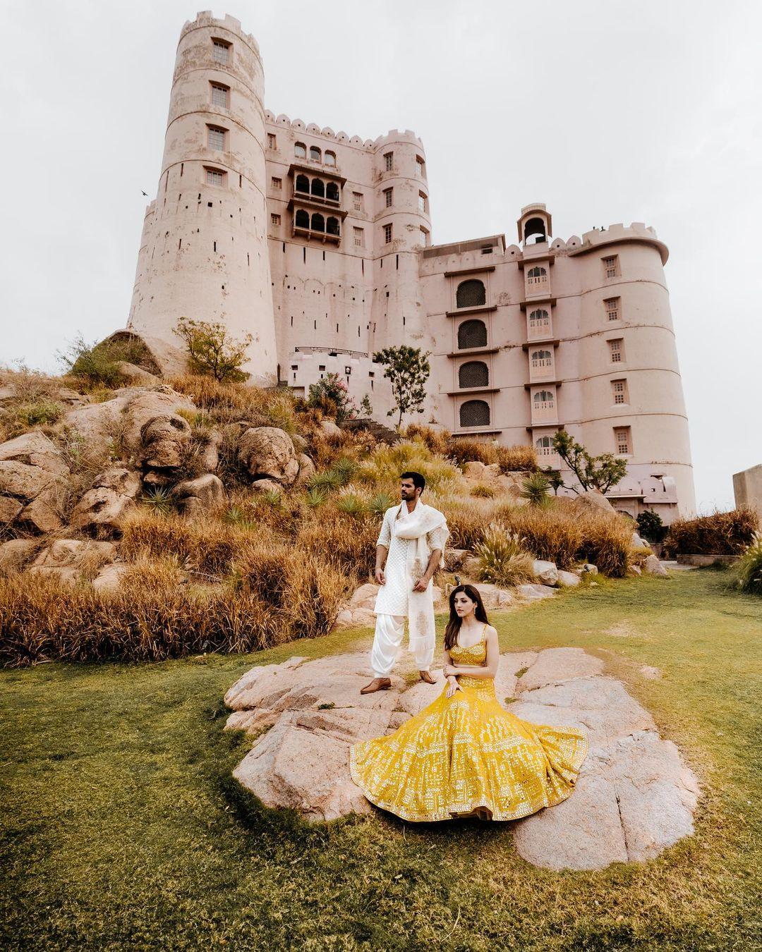 pre-wedding phot shoot