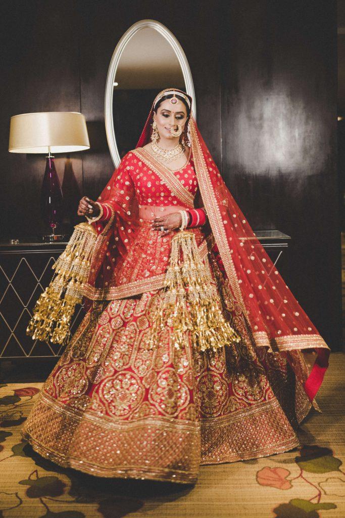 Sabyasachi Bridal Outfit