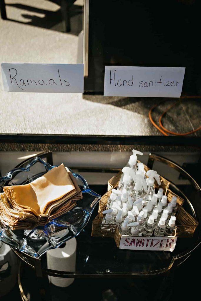 wedding guidelines