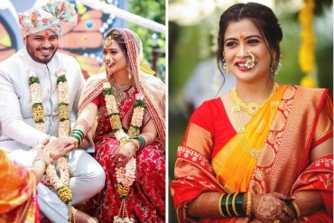 Actress Ruchita Jadhav's Wedding