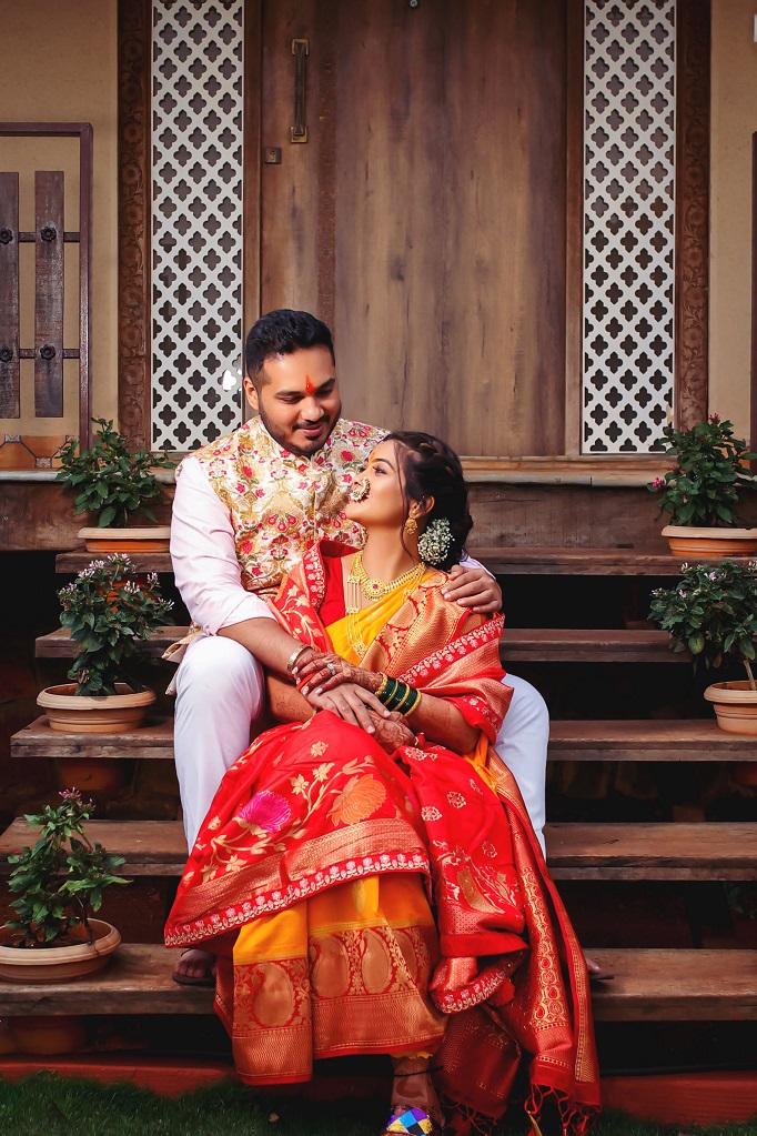 Ruchita Jadhav & Anand Mane