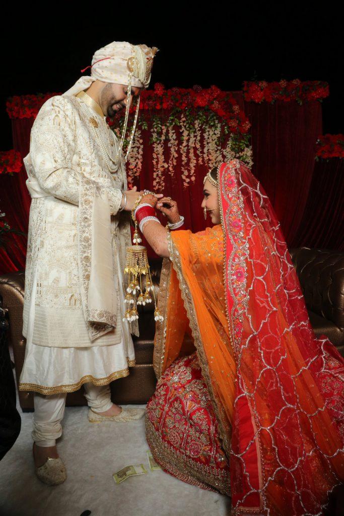 ring exchange ceremony