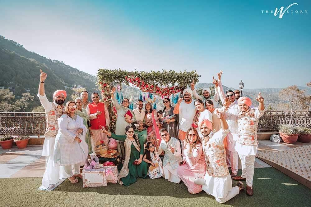 Delhi wedding guidelines