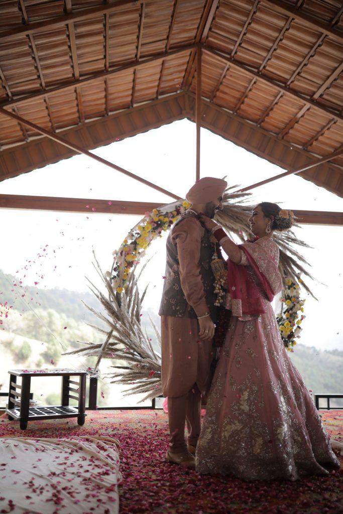 jaimala exchange ceremony