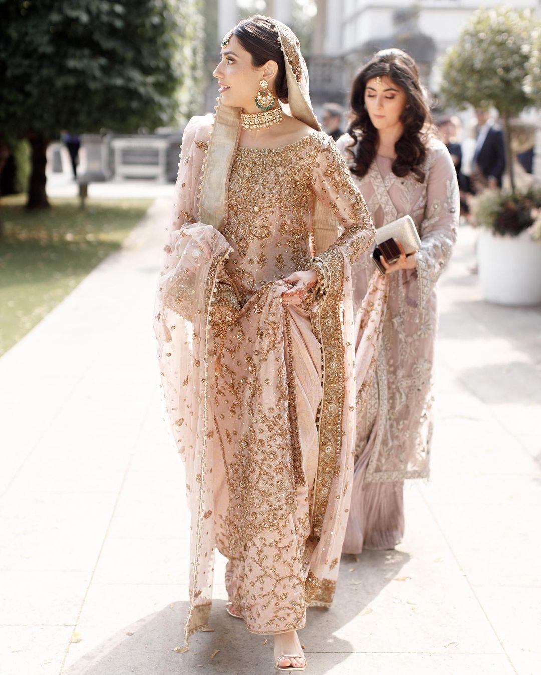 muslim bridal outfit ideas