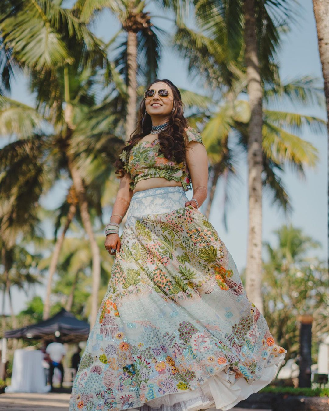 rahul mishra spring bridal collection