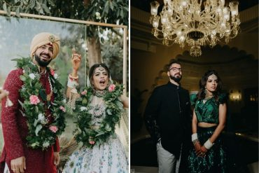 Rhea & Divish Destination Wedding