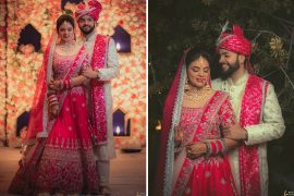 Wedding at Taj Mahal, Lucknow