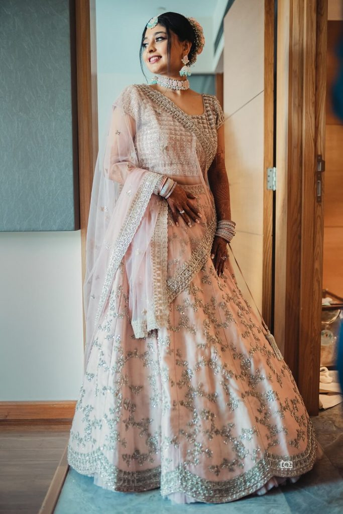anushree reddy bridal dresses