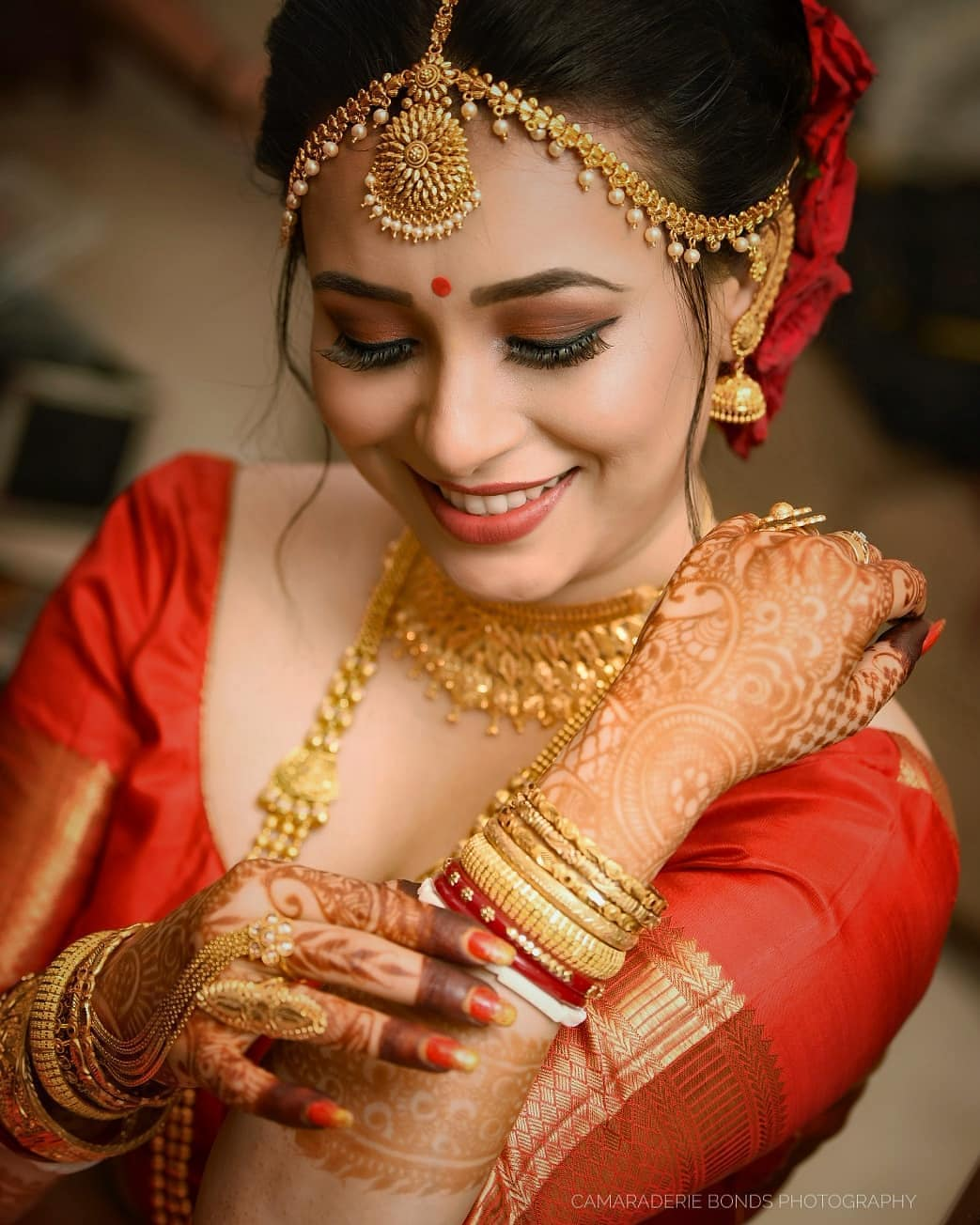 bengali bridal bangles