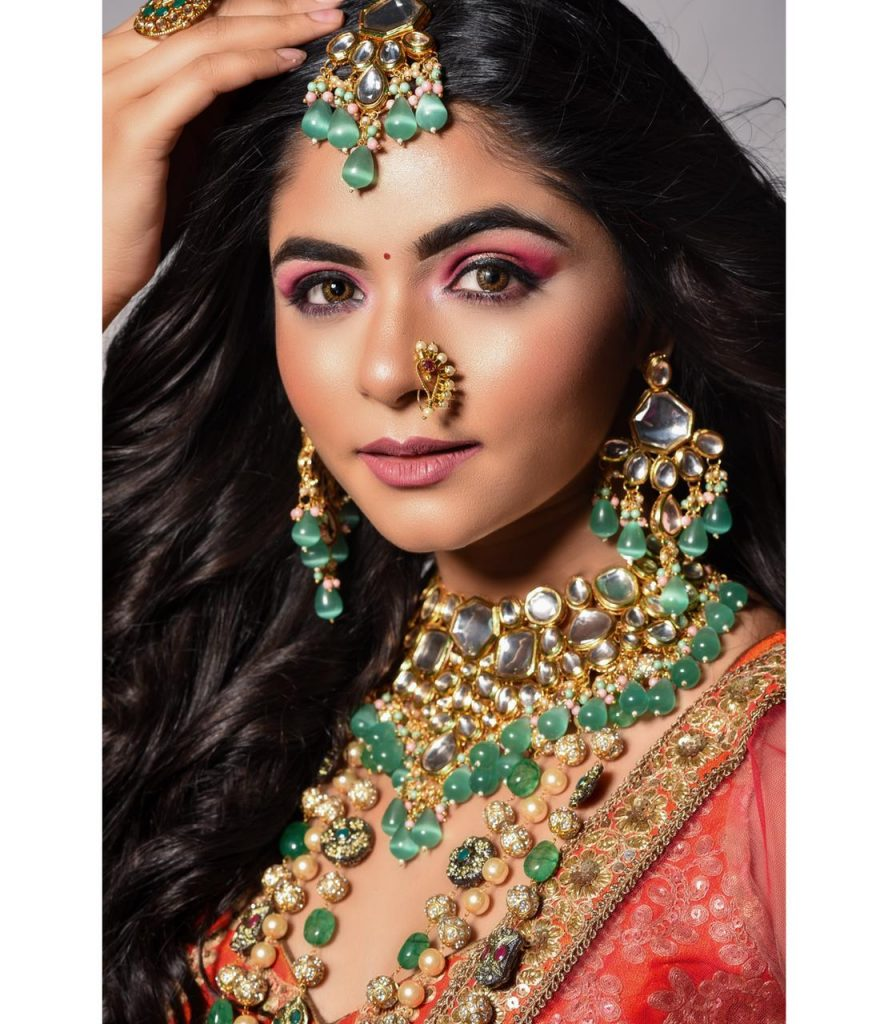 sharmila ganguly bridal makeovers