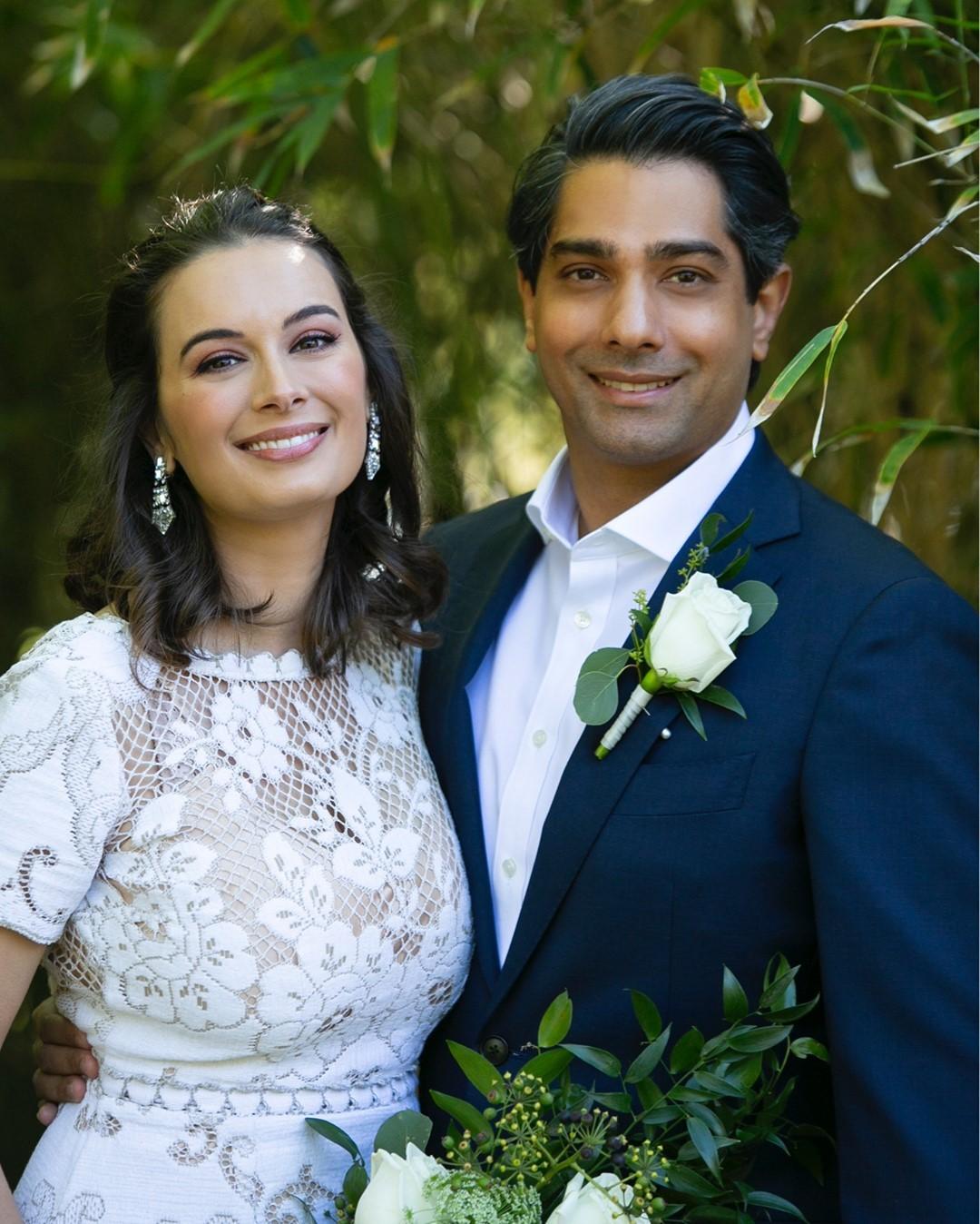 evelyn sharma wedding