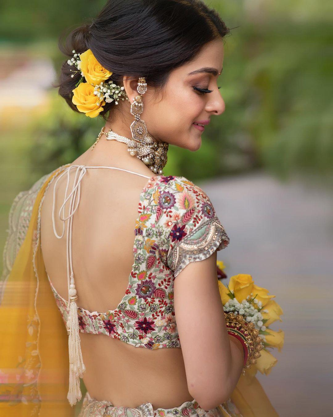 floral blouse dori