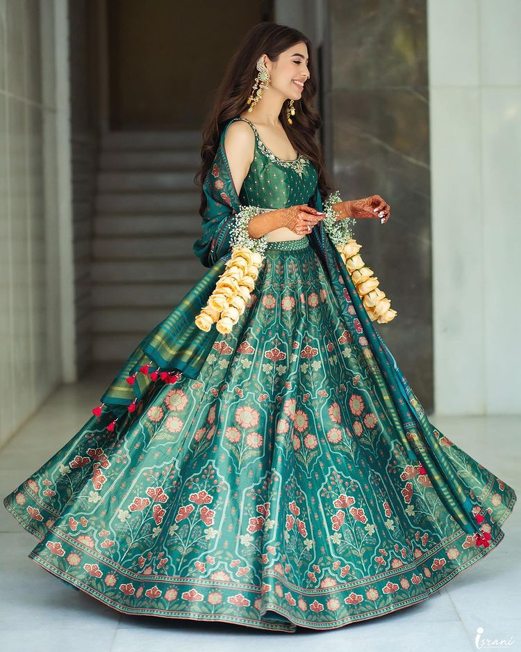 bridal kaleera trends