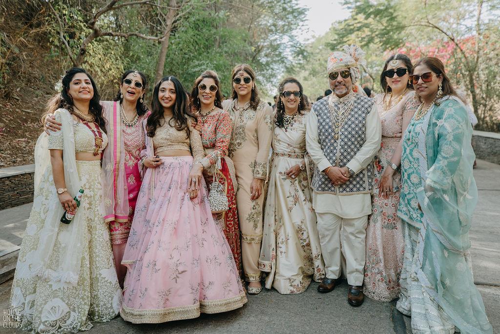 groom baraati squad