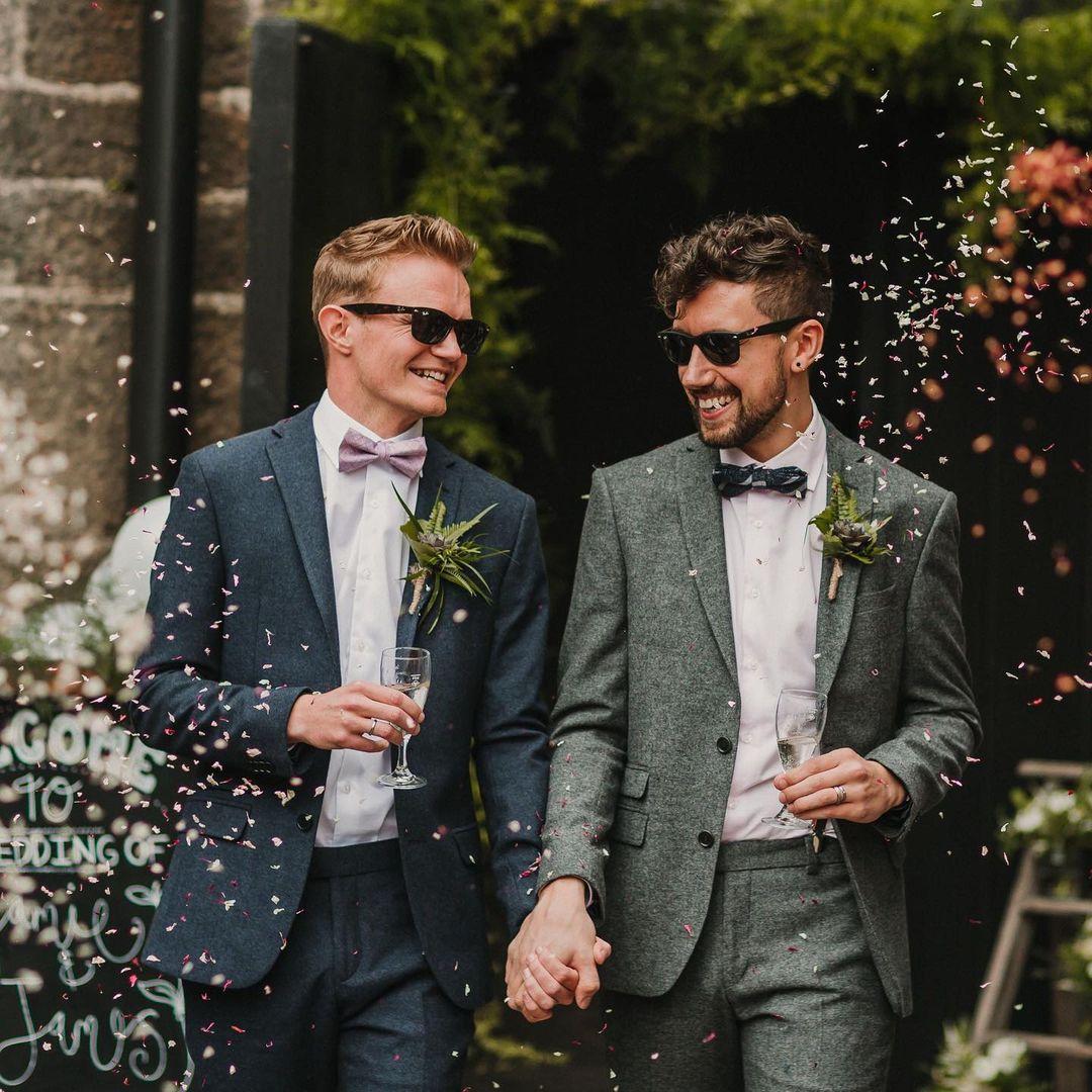 grooms photo shoot