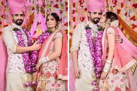 Isha Anand Sharma Wedding Pictures