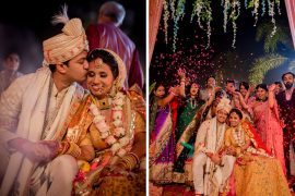 Bengali Marwari wedding
