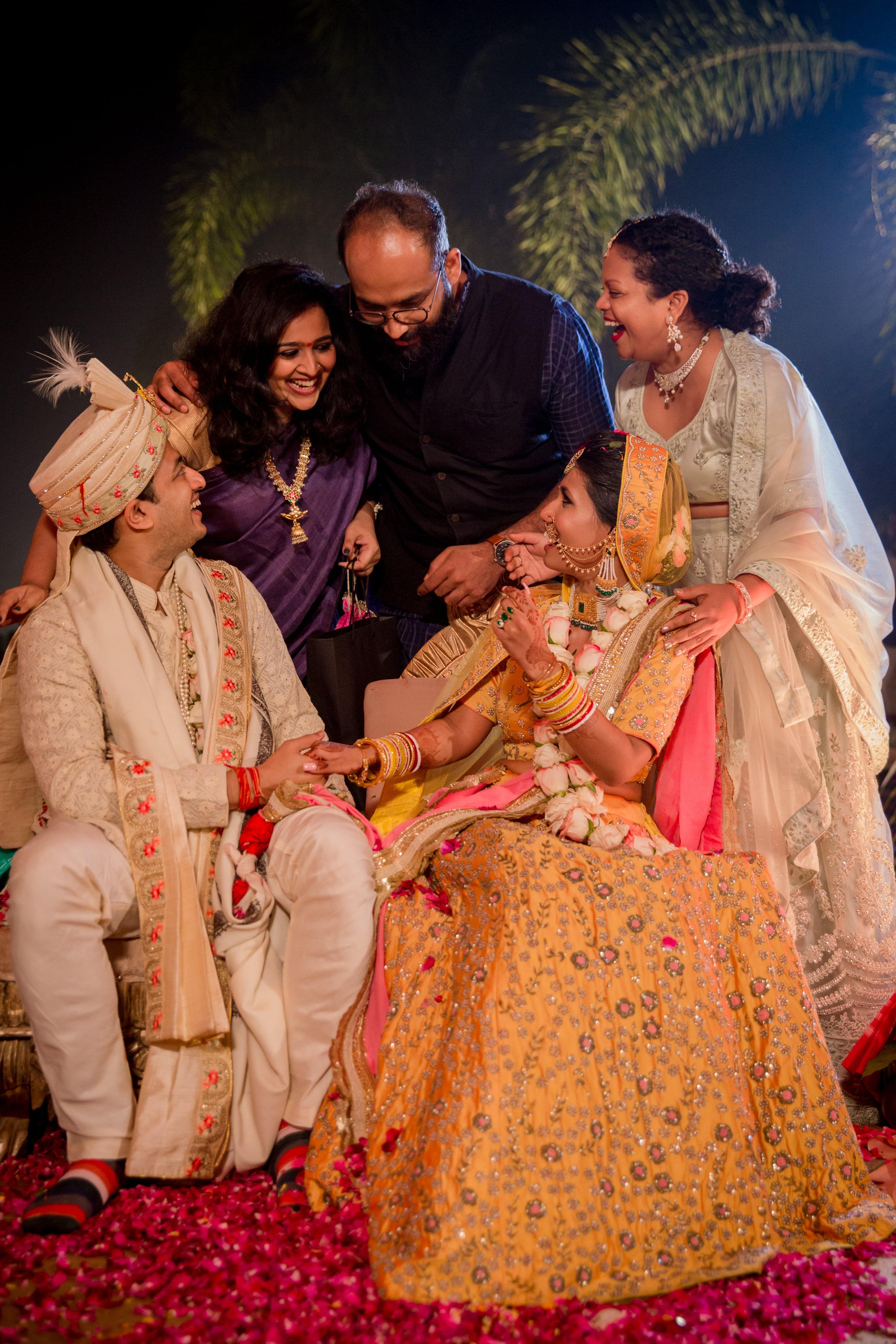 Benagli And Marwari Wedding