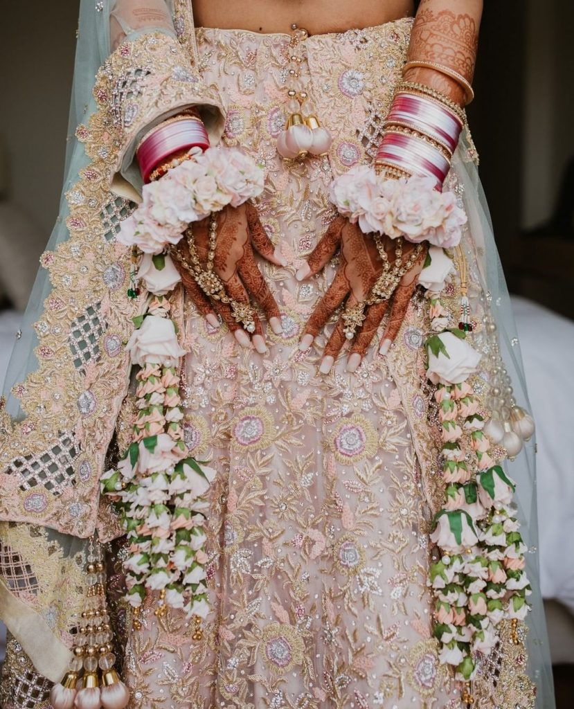 bridal kalire trends