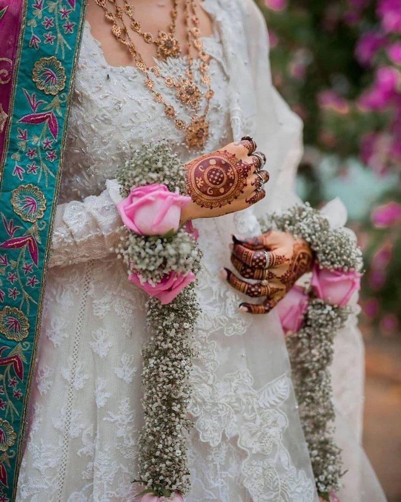 Real Floral Kaleeras
