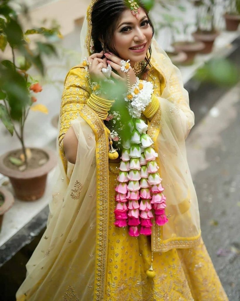 real flower kaliras for brides