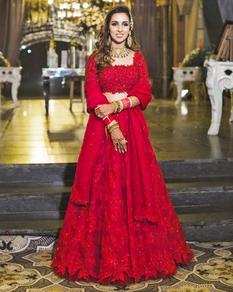 Ansuhree Reddy brides