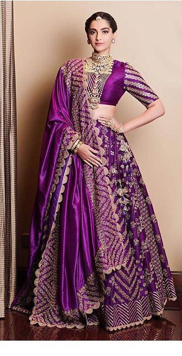 Sonam Kapoor wedding outfits