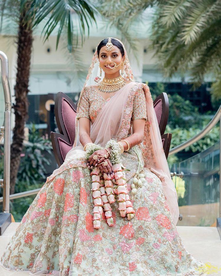 rose kalire for brides