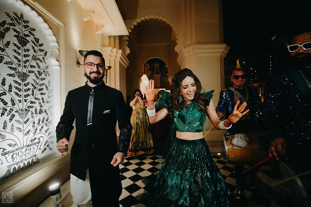 wedding bhangra night