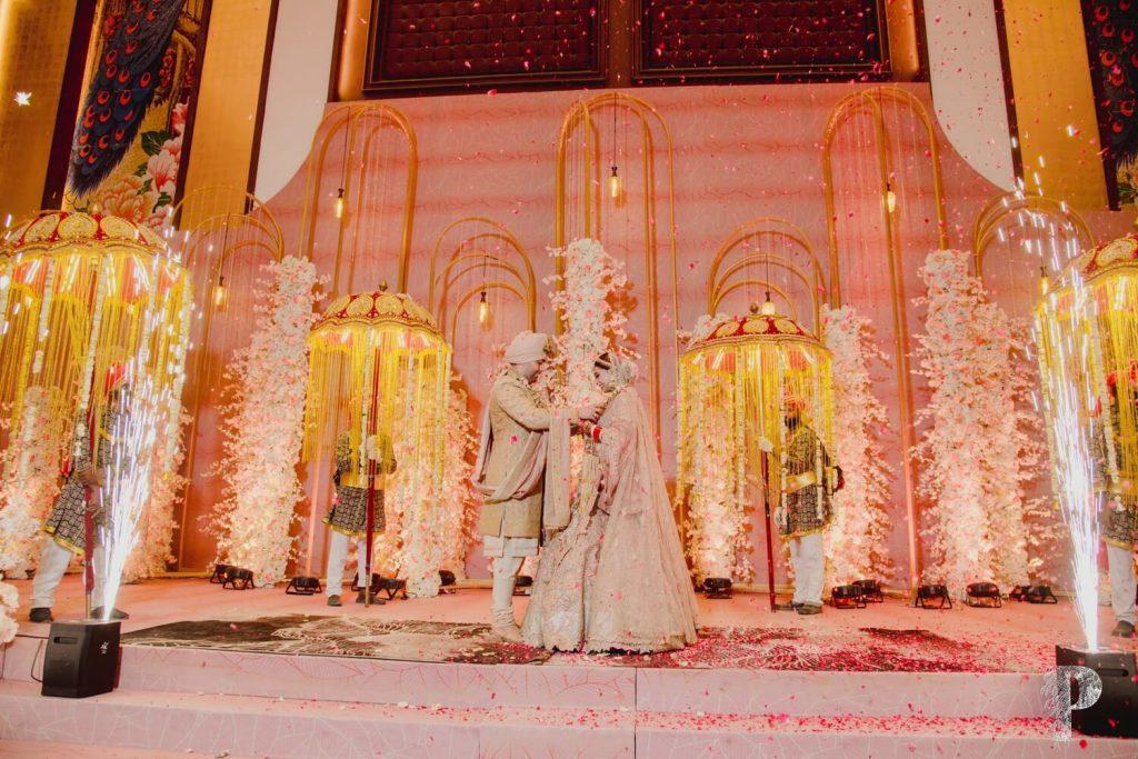 grand Punjabi wedding
