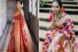 Bridal Sarees For Weddings