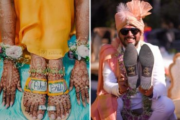 Custom Wedding Accessories