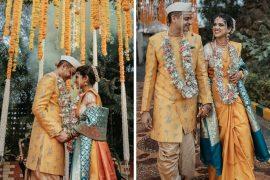 Intimate Marathi Wedding