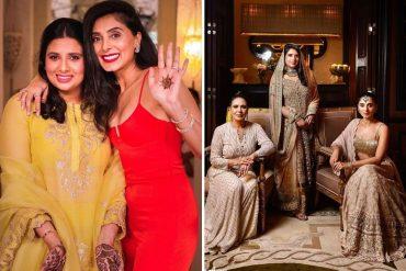 Sylvia Moin's Wedding With Randeep Basu