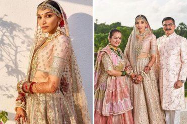 Wedding Pictures of Juhi Godambe