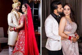 rahul vaidya wedding pictures