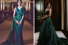 Emerald Green Outfits