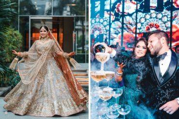 Grand Delhi wedding