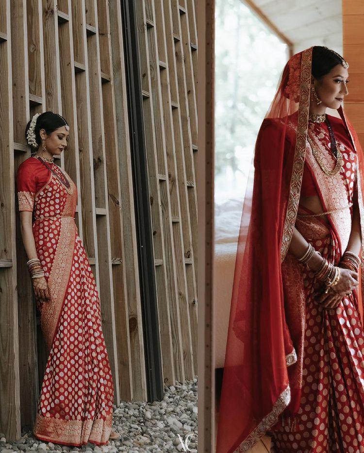 wedding saree shopping