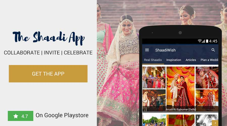ShaadiWish - Best Wedding Planners India - Wedding App